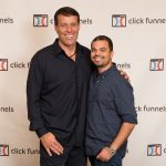 Gregory Ortiz & Tony Robbins